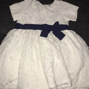 Girls dress size 12mos